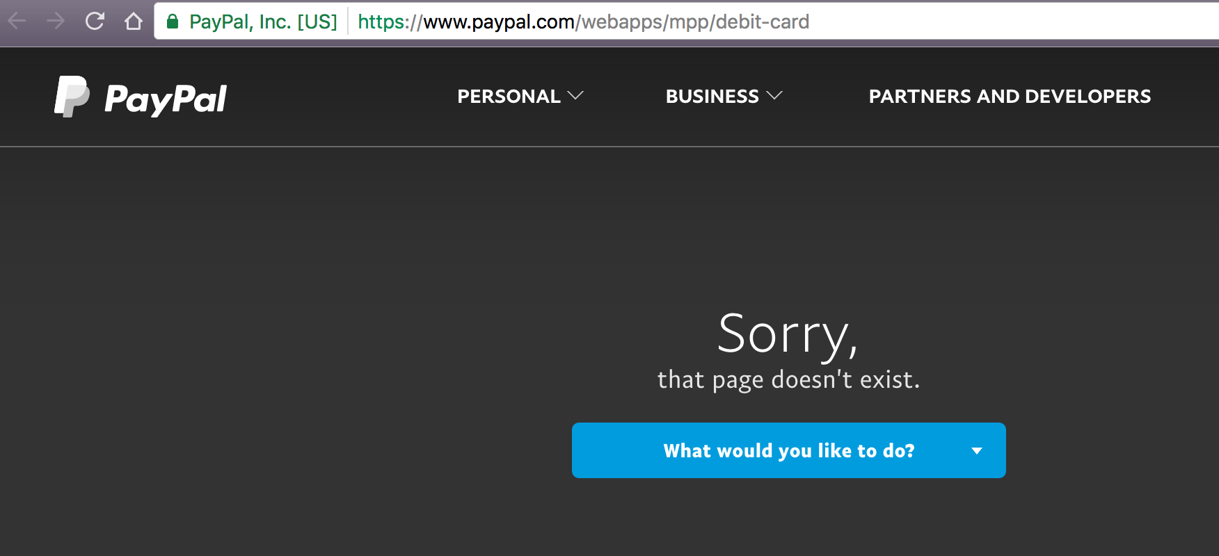 Just trying to activate business debit card.. - PayPal Community