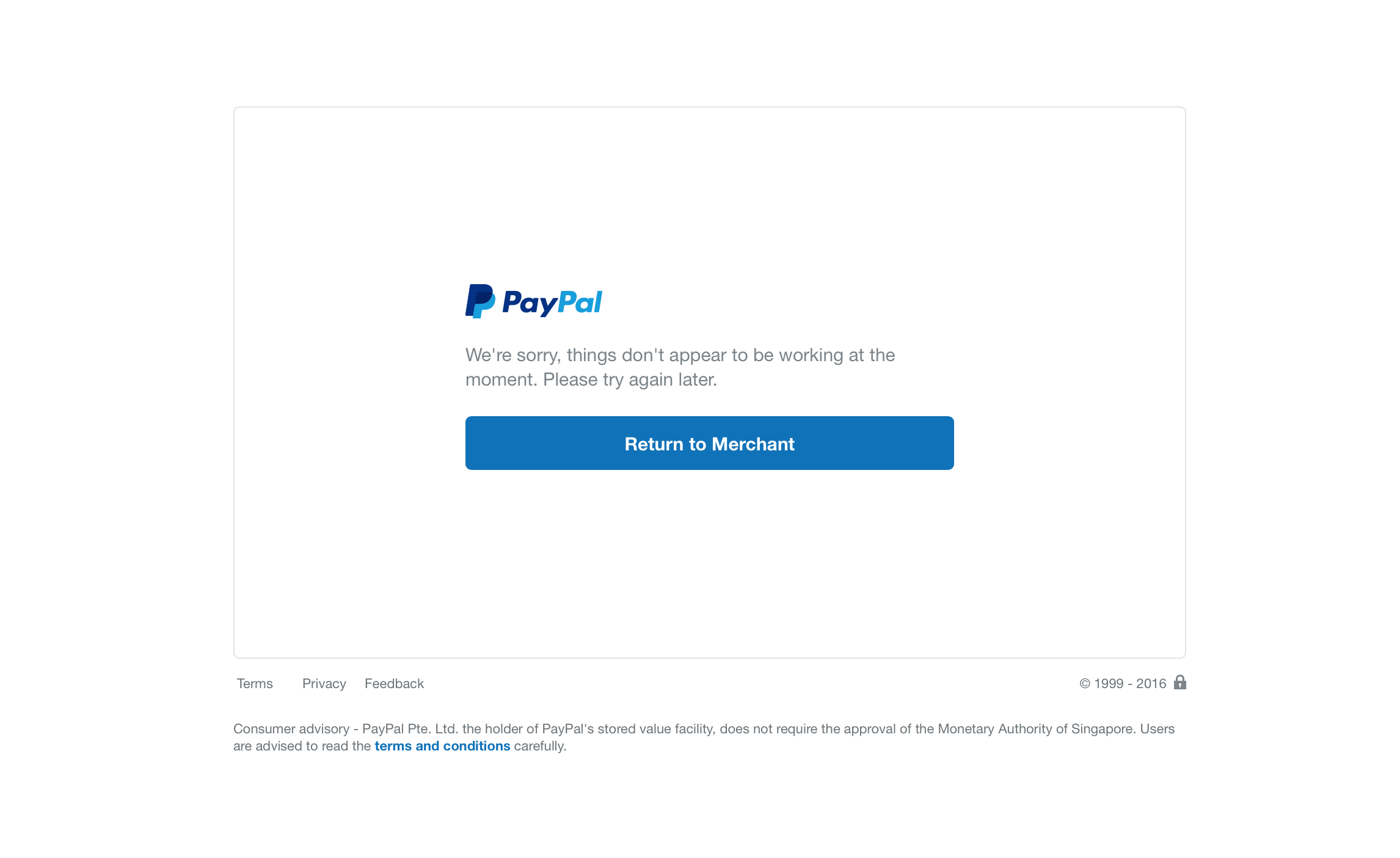 how to use paypal to receive credit card payments