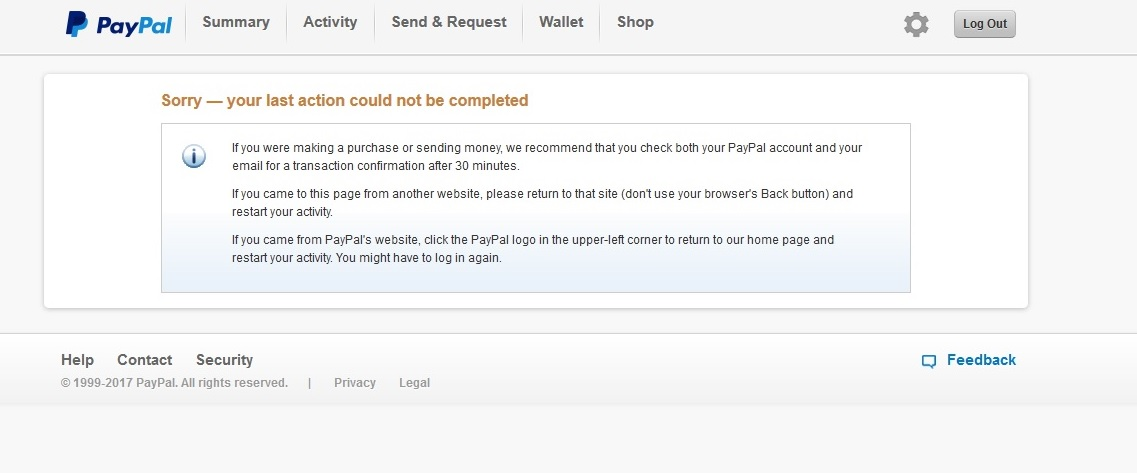 how to send money on paypal to another paypal account
