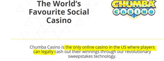 Chumba casino dispute update