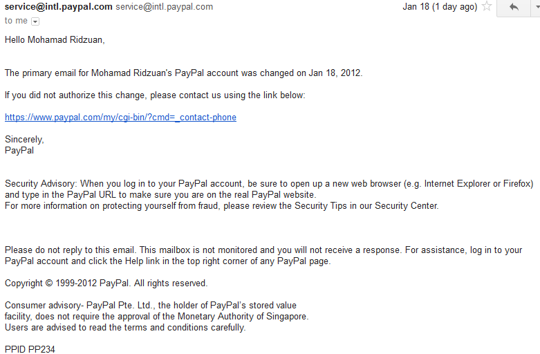 how to use paypal account
