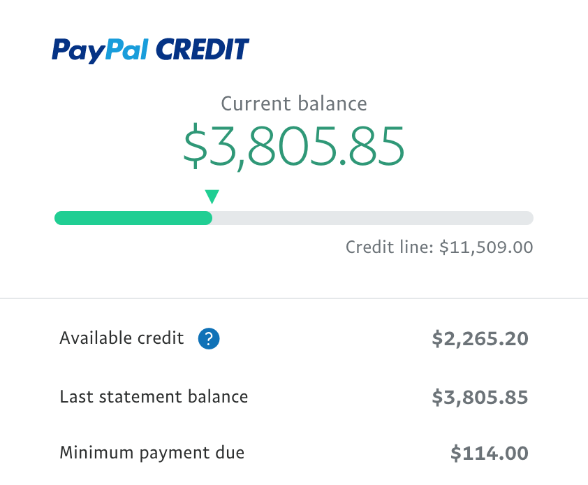 PayPal Credit holding my money hostage! - PayPal Community