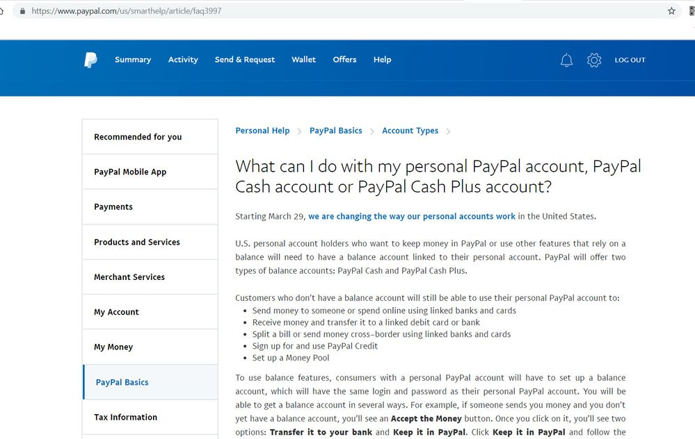 Paypal notification about Cash accounts.jpg