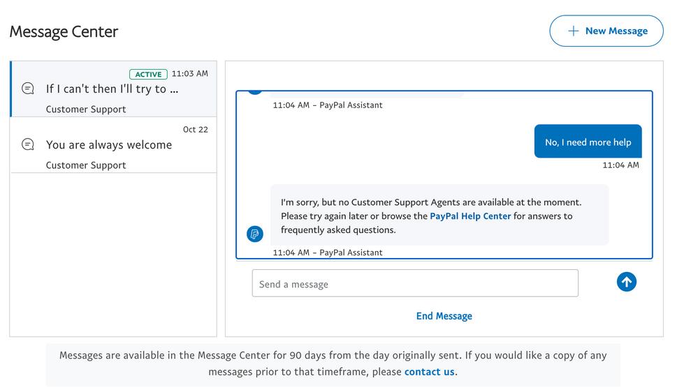 plt customer service email