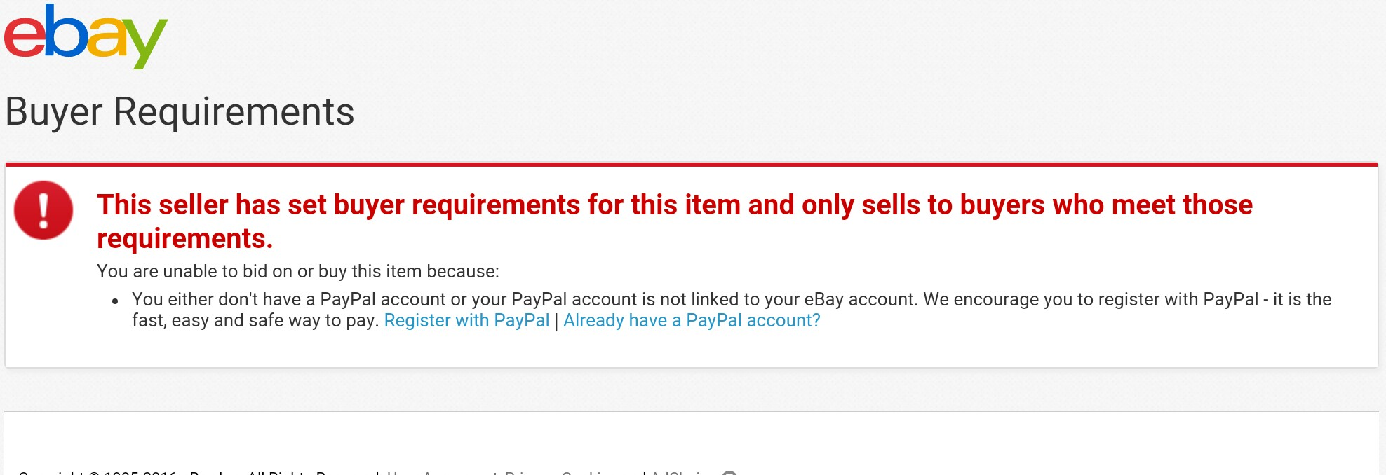 Solved ebay wont link paypal account page 3 paypal community biocorpaavc
