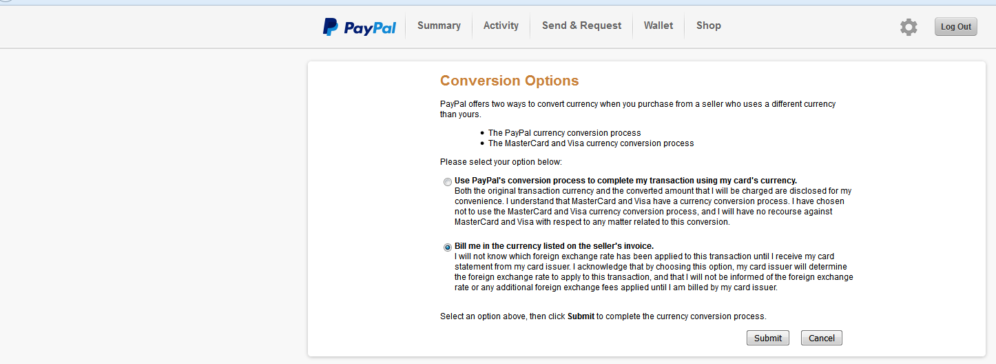 paypal how to change paypalme