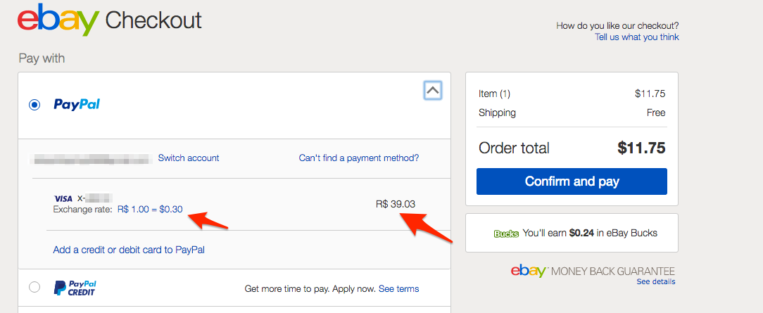 Solved Charging In Brazilian Real Page 3 Paypal Community