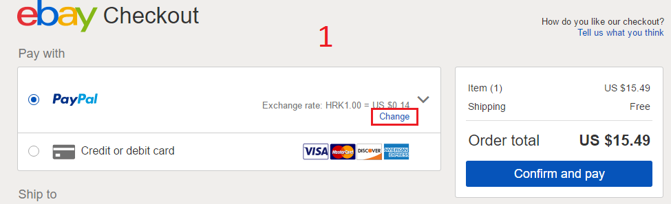 Ebay Payment Options >> Ebay Checkout Payment Options Paypal Conversion Paypal Community