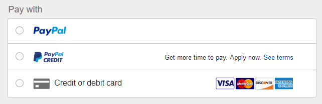 how to change indefinte payment paypal