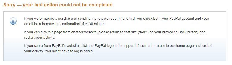 Solved: Can't accept pending Amount  - PayPal Community