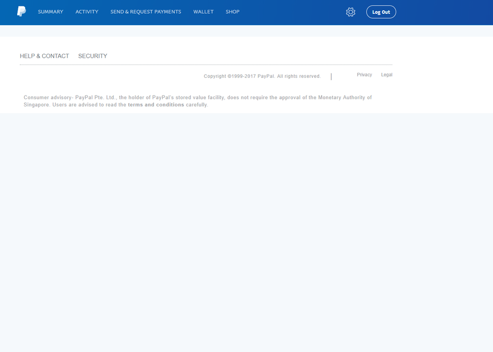 PayPal refund - PayPal Community