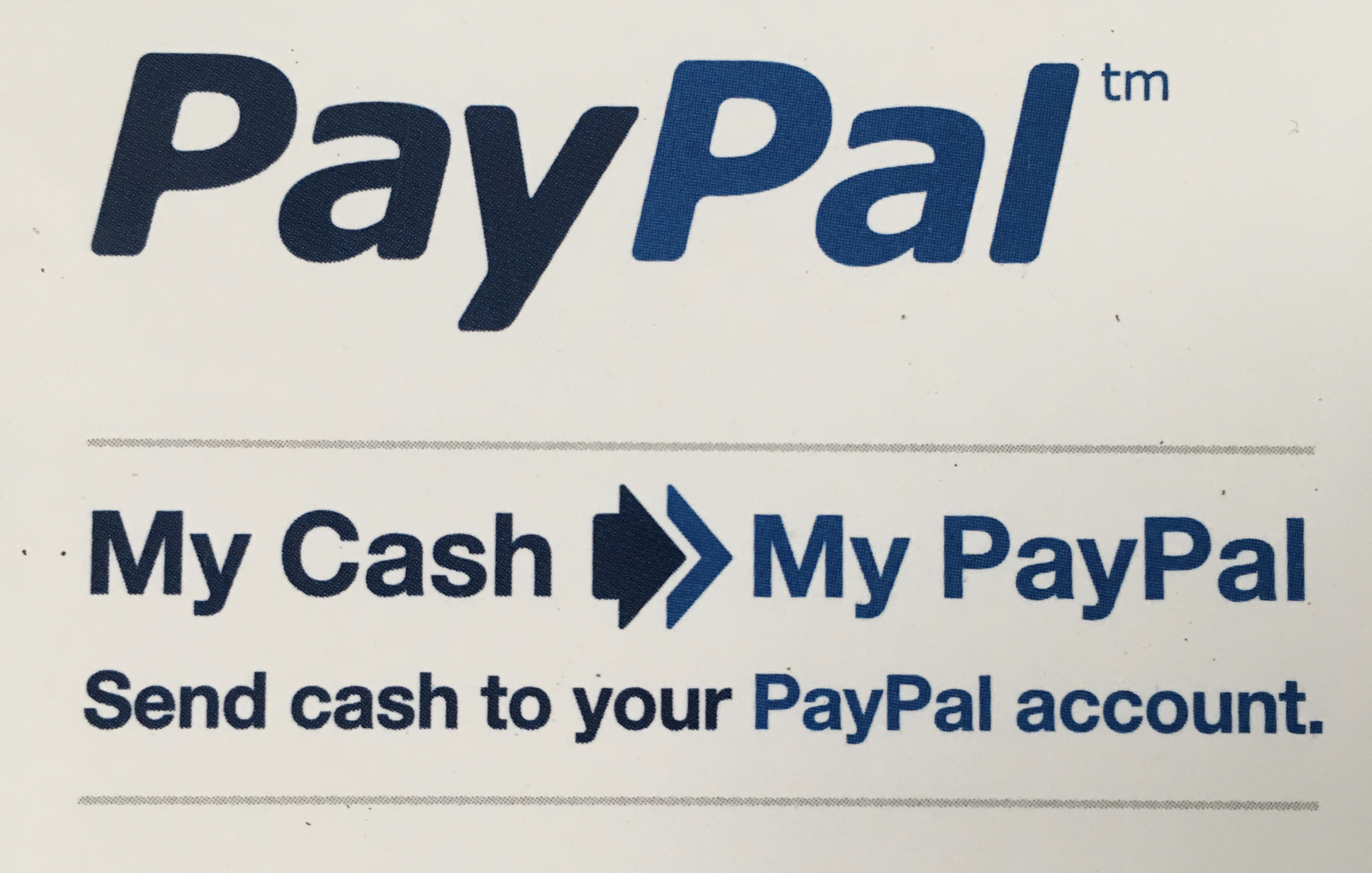 My Cash Card Website Not Working? - PayPal Community