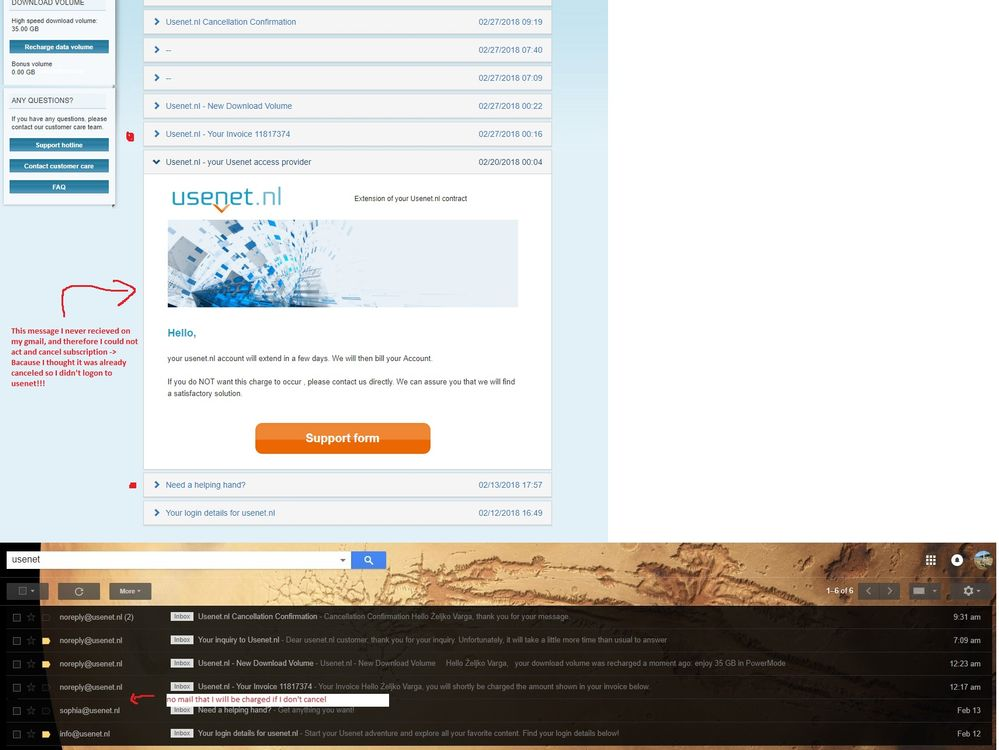 usenext free trial no credit card