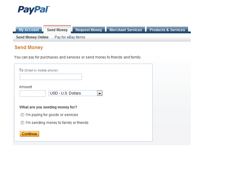 wiring money on paypal wire center u2022 rh escopeta co PayPal Account PayPal Money Adder Select Amount