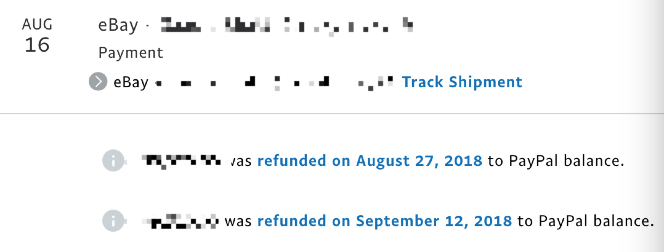 how to cancel a refund on paypal