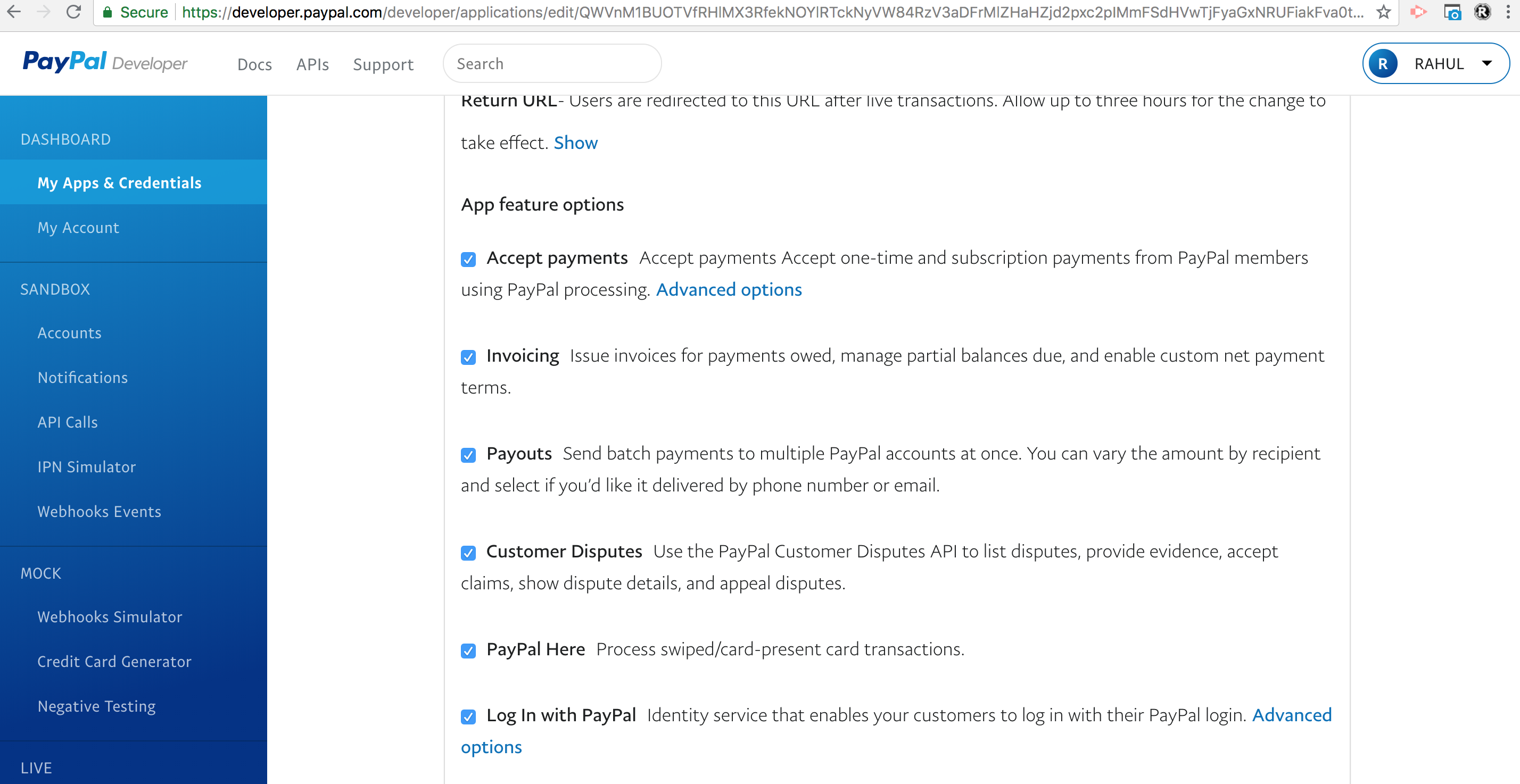 Paypal Payout API throws 500 internal server error - PayPal Community