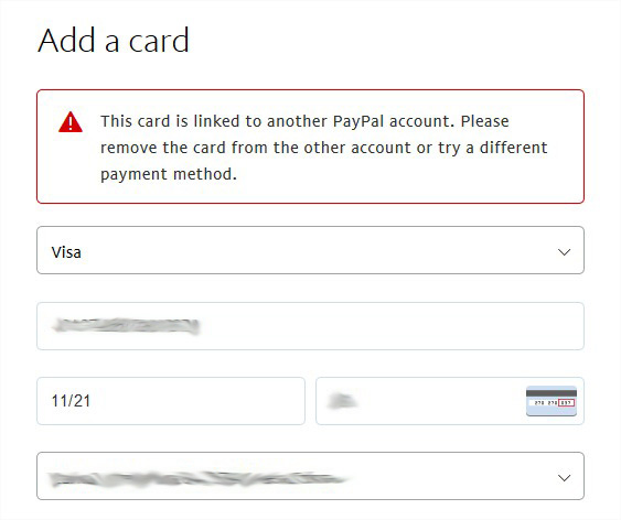 Paypal Will Neues Bankkonto Hinzufügen