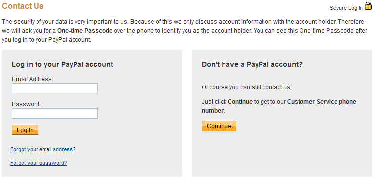 How do I reach customer service? - PayPal Community